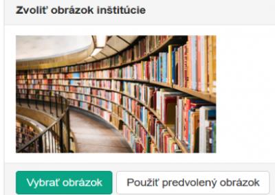 môj obrázok inštitúcie