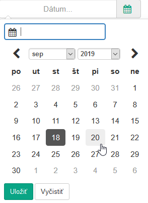 Aké sú štyri základne v dátumové údaje