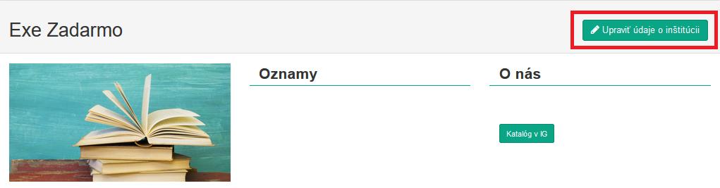ako napísať svoj profil pre dátumové údaje stránok